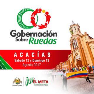 0164 PROMO GOBERNACIÓN SOBRE RUEDAS ACACÍAS