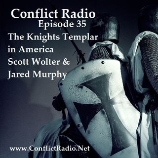 Episode 35  America Unearthed, The Knights Templar & The Hooked X with Scott Wolter & Jared Murphy