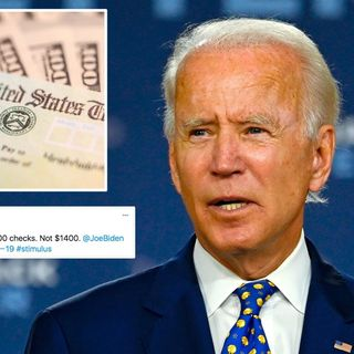 Episode 1265 - Biden Wants That $1,400 Back & When The Feds Violate The Constitution