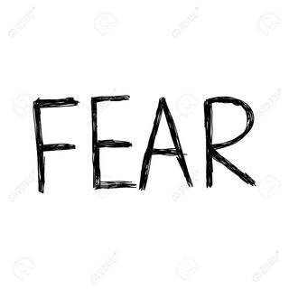 Most People LIVE in FEAR!
