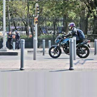 Crecen en CDMX los hechos viales, aumentan siniestros de ciclistas, pasajeros de transporte, entre otros.