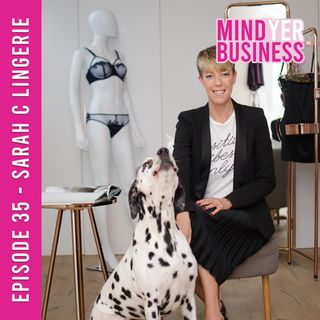 Sarah Connelly - Resilience, Reinvention and Re-Launching a Business