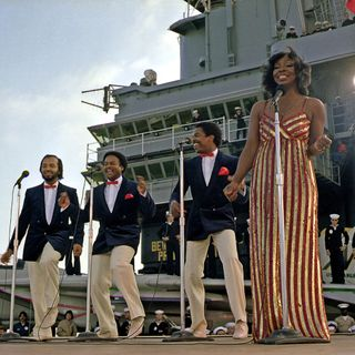 Still Such A Thing - Gladys Knight & The Pips - 7:1:20, 4.30 PM