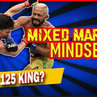 Mixed Martial Mindset: Can Jon Fitch Smash, The Coronavirus, Plus FIghting For Gold At 125 And The Romero Factor