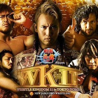 Wrestling 2 the MAX:  NJPW Wrestle Kingdom 11 Preview