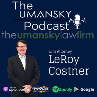 Attorney LeRoy Costner