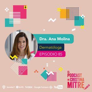 Acné: cómo tratarlo de manera eficaz con la Dra. Ana Molina