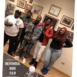 11.8.18 part 2 continued on Only4TheReal Radio
