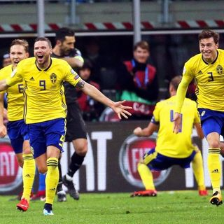 GRUPO F: Suecia