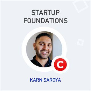 Karn Saroya, Co-founder & CEO of Cover