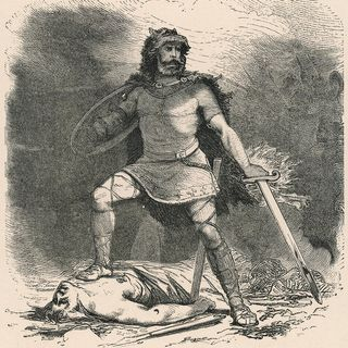 Who is Norse God TYR... A Sky-Father?
