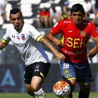 Colo Colo vs Union Española Fecha 2 Campeonato Nacional