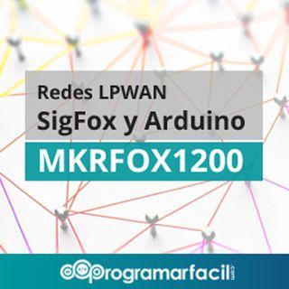 #124 Dispositivo del IoT con SigFox y Arduino