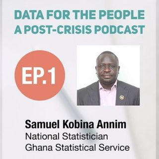 Dr. Samuel Annim - National Statistician of Ghana