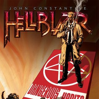 "Source Material #246 - Hellblazer ""Dangerous Habits"" (DC, 1991)"