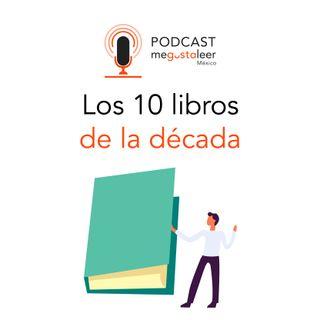 Los 10 libros de la década