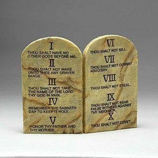 Do I Need The Ten Commandments?