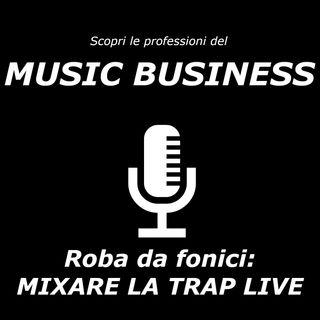 Mixare la trap dal vivo_Ghali Tour 2018_Andrea Corsellini
