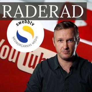 SwebbTV raderade från YouTube | Nilssons Perspektiv