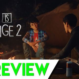 Pulling on the heart strings! Life is Strange 2 Episode 1 Review