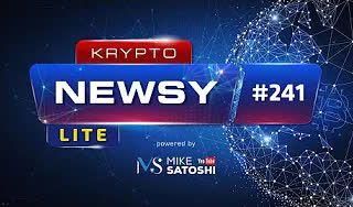 Krypto Newsy Lite #241 | 17.06.2021 | Bitcoin w blokach startowych - wieloryby kupiły 90k BTC w 25 dni, Ledger Scam: uwaga na fake paczki