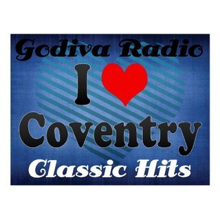 11th April 2019 Godiva Radio playing you the Greatest Classic Hits for Coventry and the World.