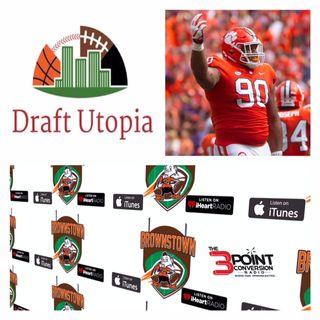 Who's On The Brown's Draft Radar?