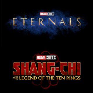 I debuttanti della Fase 4: The Eternals e Shang-Chi