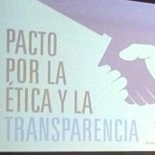 URosario se une al Pacto por la ética y la transparencia