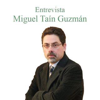 Entrevista a Miguel Taín