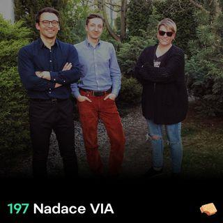SNACK 197 Nadace VIA