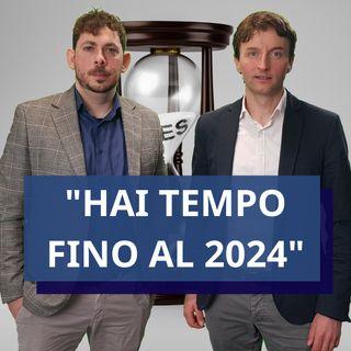 """#70 - """"Hai tempo fino al 2024 per adottare l'AI"""""""