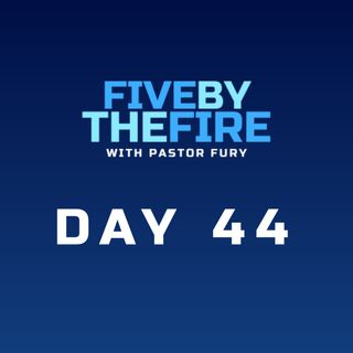 Day 44 -  Where Credit Is Due