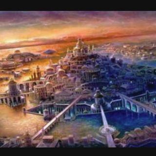 UFOCAST 76 Antichi continenti sommersi