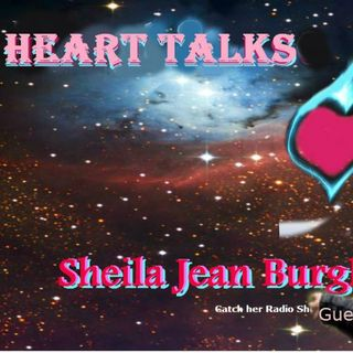 Heart Talks with Guest RJ Kellett