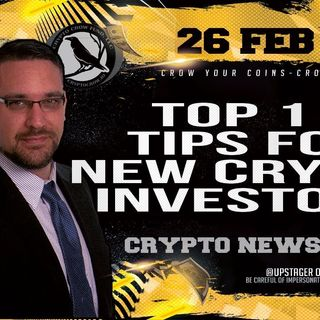 Top 11 Tips For New Crypto Investors