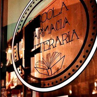 La Piccola Farmacia Lettararia ci cura con i libri!
