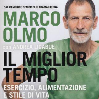 """Marco Olmo """"Il miglior tempo"""""""
