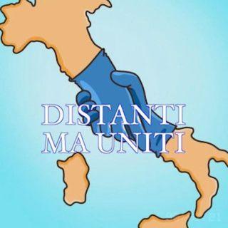 #DistantiMaUniti - 25 marzo 2020