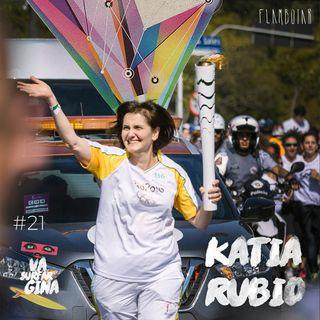 21 - A conquista do espaço esportivo pelas mulheres brasileiras | Com Katia Rubio