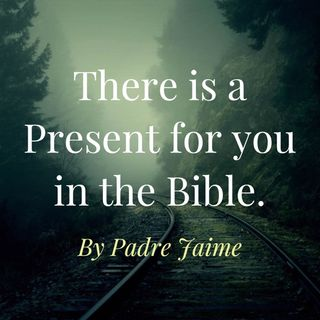 There is a Present for You in the Bible