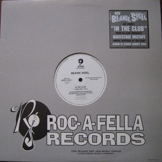 Beanie Sigel - In The Club [Instrumental]