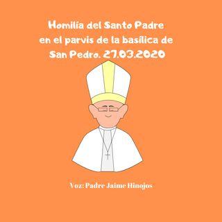 Homilía del Santo Padre