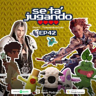 Desarrollando juego en RD ft Tomaedualdo - Ep. 42