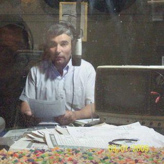 entrevista en Frecuencia 9 Garré al escritor Nestor Salgado