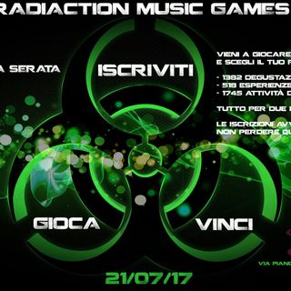 RadiAction in Tour - RADIACTION MUSIC GAMES pt.2