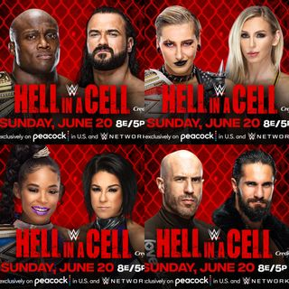 WWE Hell in a Cell 2021 Pre Pre-Show