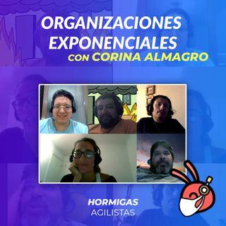 EP23 - Organizaciones Exponenciales con CorinaAlmagro