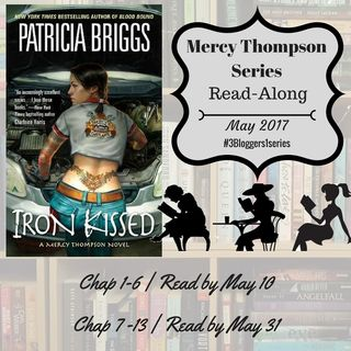 Ep 95: 3B1S   Iron Kissed (MT#3) Read-Along Discussion 1 of 2