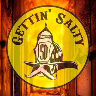 Gettin' Salty Experience Firefighter Podcast